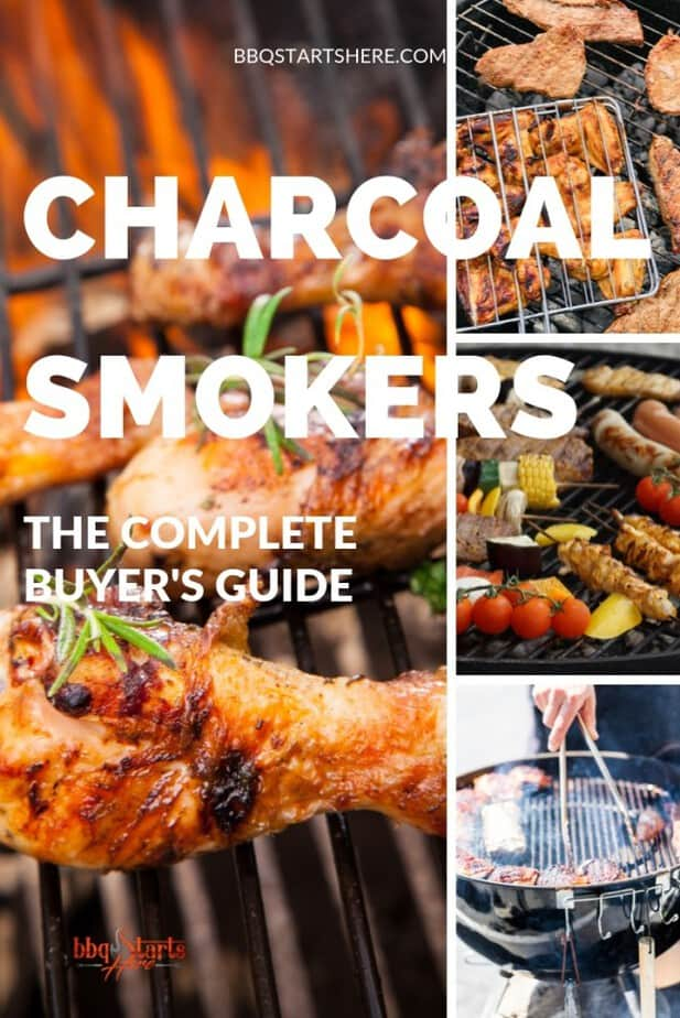 Best Charcoal Smoker Reviews in 2020 -  Complete Buyer Guide