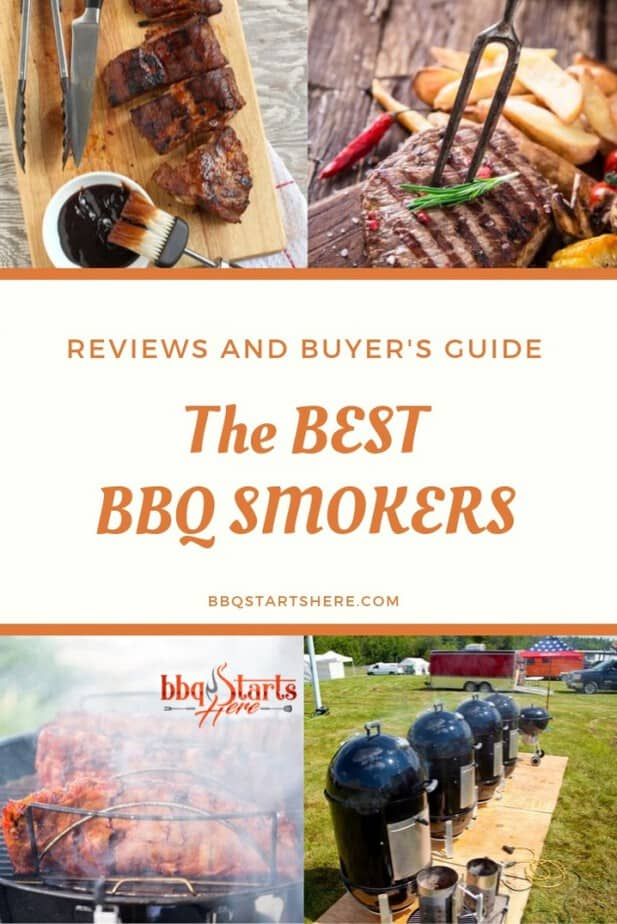 Best BBQ Smoker Reviews (2020) and Buyer\'s Guide