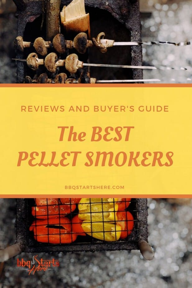The Best Pellet Smoker Reviews in 2020 – Complete Buyer Guide