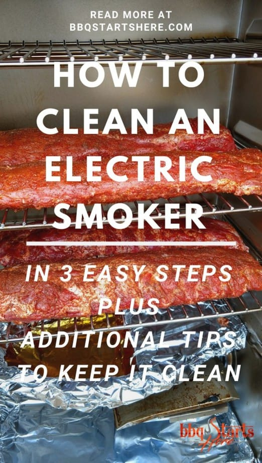 How to Clean an Electric Smoker: Easy Cleaning Tips and Tricks