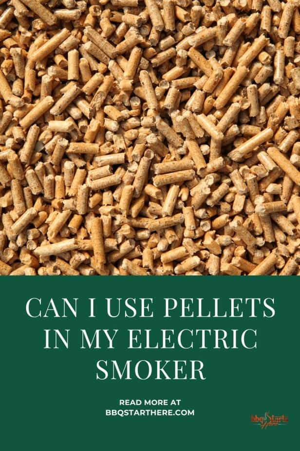 Can I Use Pellets in My Electric Smoker