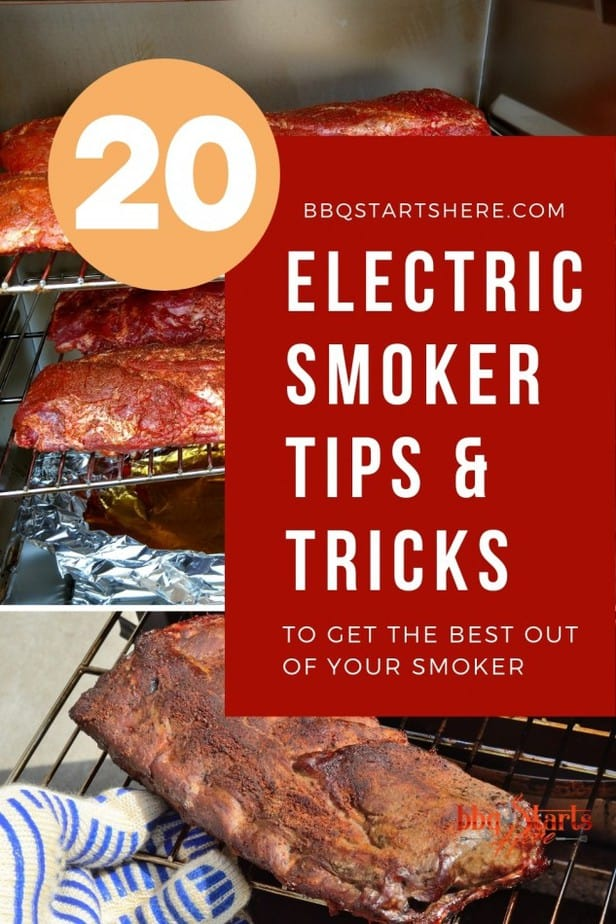 20 Electric Smoker Tips and Tricks to Get the Best Out of Your Smoker (Beginners)