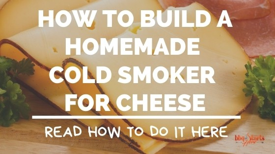 How to Build a Cold Smoker for Cheese
