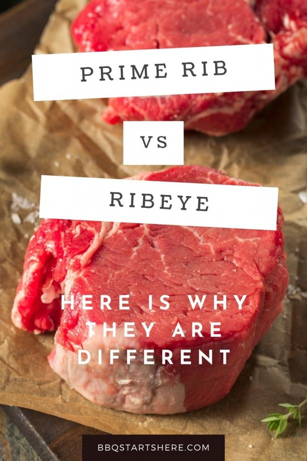 Prime Rib vs Ribeye (All Differences Explained)