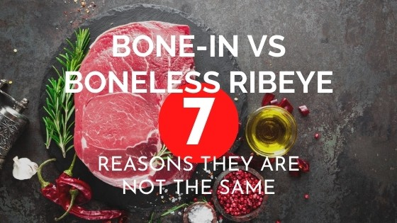 bone-in vs boneless ribeye