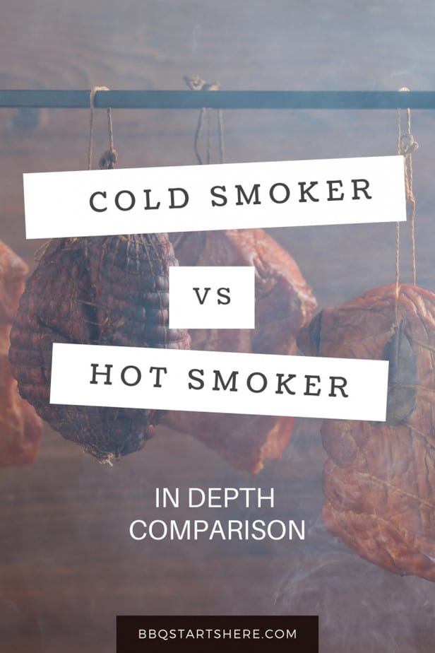 Cold Smoker or Hot Smoker (Differences Explained)