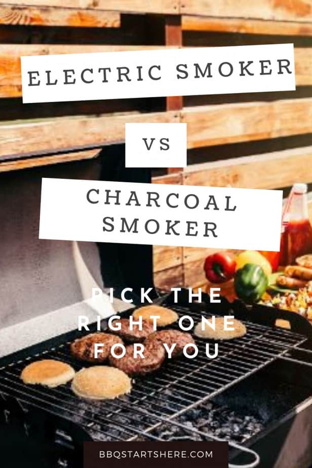 Electric vs Charcoal Smoker (Which Is Best For You?)